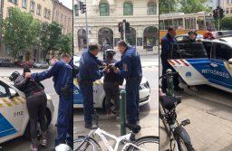Rendőri túlkapás, vagy szabályos intézkedés?