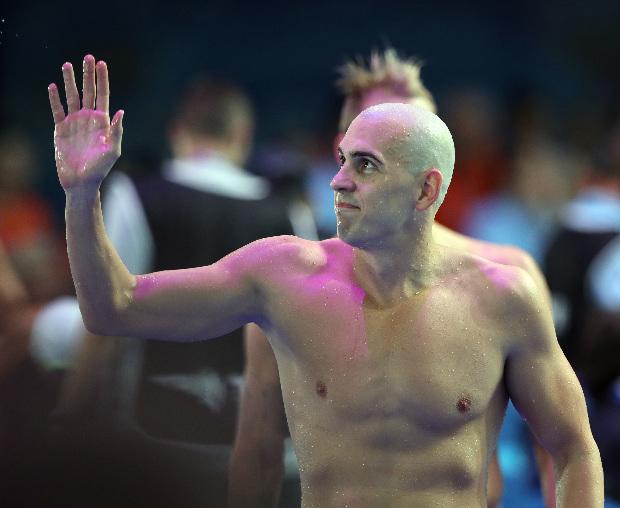 Cseh Laci az elődöntőben 200 vegyesen